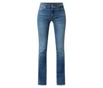 Bootcut Jeans mit Stretch-Anteil Modell 'Soho Light'
