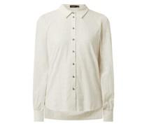 Bluse aus Baumwolle Modell 'Glaise'