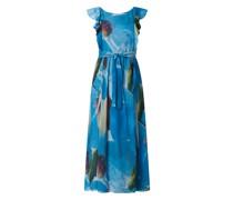Kleid aus Viskose Modell 'Isella'