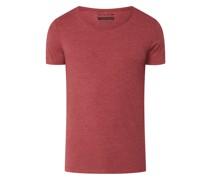 T-Shirt aus Bio-Baumwollmischung