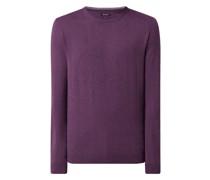 Pullover aus Bio-Baumwolle Modell 'Santo'