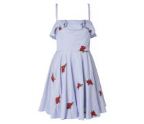 Kleid 'Ciara' mit Rosen-Stickereien
