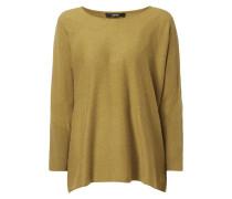 Oversized Pullover aus Woll-Kaschmir-Mix