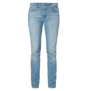 712 - Stone Washed Slim Fit Jeans