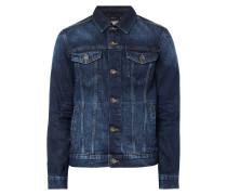 Jeansjacke im Vintage Look