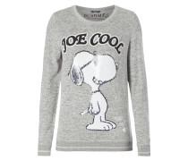 Sweatshirt mit Snoopy© aus Wende-Pailletten