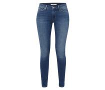 711 SKINNY Stone Washed Skinny Jeans
