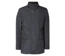 Regular Fit Jacke mit herausnehmbarer Kapuze