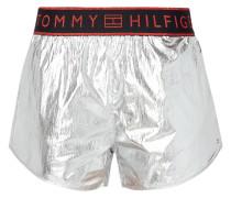 Shorts in Metallicoptik