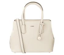 Handtasche mit Saffiano-Struktur