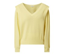 Pullover aus Baumwolle Modell 'Palmi'