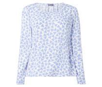 PLUS SIZE - Blusenshirt mit Allover-Muster