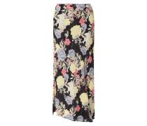 Maxirock aus Viskose mit floralem Muster Modell 'Tody'