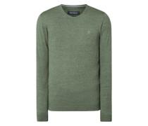 Pullover aus Baumwolle Modell 'Santo'