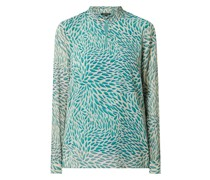 Blusenshirt aus Chiffon