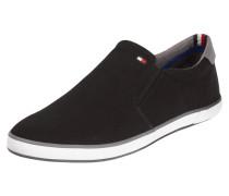 Slip-On Sneaker aus Canvas