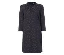 Kleid mit Camouflage-Muster