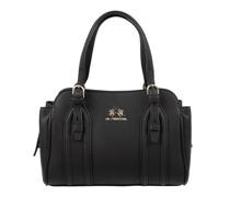 Bowling Bag in Leder-Optik Modell 'Ethel'