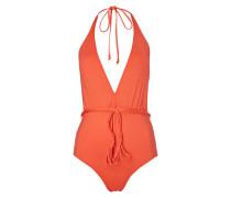 Badeanzug mit Taillenbändern