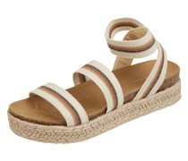 Sandalen mit Fesselriemen Modell 'Kimmie'