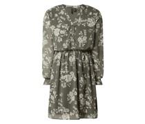 Blusenkleid aus Viskose Modell 'Emalla'