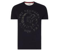 T-Shirt mit großem Print