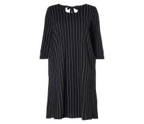 PLUS SIZE - Jerseykleid mit Streifen