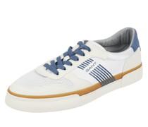 Sneaker aus Leder und Textil Modell 'Faircourt'