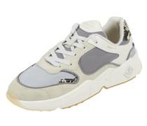Sneaker aus Textil und Leder Modell 'Nicewill'