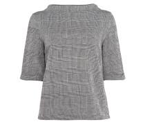 Sweatshirt mit Glencheck