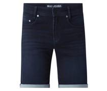 Jeansshorts mit Stretch-Anteil Modell 'Jog'n Bermuda'