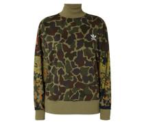 Sweatshirt mit Mustermix