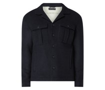 Jacke mit Woll-Anteil Modell 'Roonin'