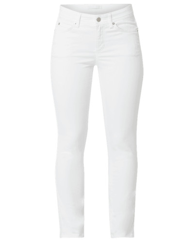 Slim Fit Ankle Cut Jeans