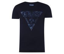Extra Slim Fit T-Shirt mit Logo-Print