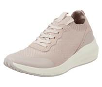 Sneaker Wedges aus Textil