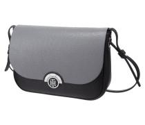 Crossbody Bag mit abnehmbarem Wende-Überschlag