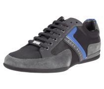 Sneaker 'Spacit' aus Veloursleder und Textil
