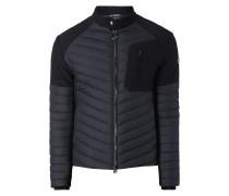 Softshell-Jacke mit Daunen-Federn-Füllung