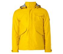 2-in-1-Jacke mit abnehmbarer Kapuze