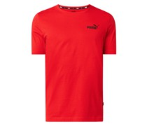 Regular Fit T-Shirt mit Stretch-Anteil