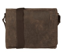 Messenger Bag aus Leder Modell 'Richmond'