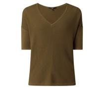 Pullover aus Viskosemischung