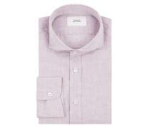 Slim Fit Leinenhemd