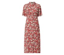 Kleid aus Viskose Modell 'Indiana'