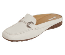Slip-On Loafer aus Leder
