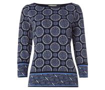 Shirt mit ornamentalem Muster