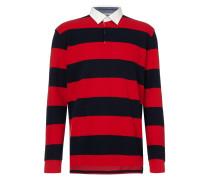 Rugby-Shirt aus Baumwolle