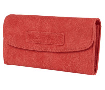 Umschlagbörse aus Leder