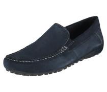 Loafer aus Veloursleder - atmungsaktiv